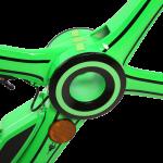 E-Scooter Detail Faltgelenk