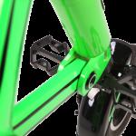 E-Scooter Detail Fußrasten