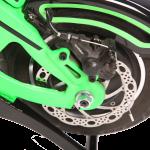 E-Scooter Detail Scheibenbremse hinten